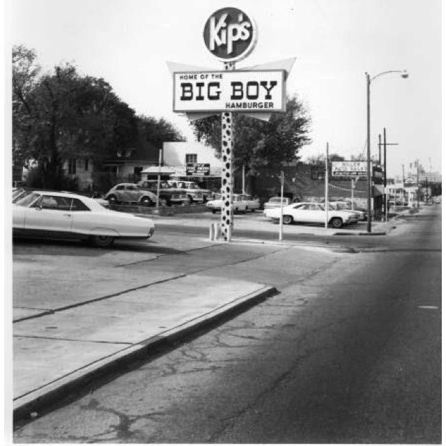 Pin By Tracy Fuson On Stuff Pinterest Big Boy Restaurants Oklahoma History Tulsa Time
