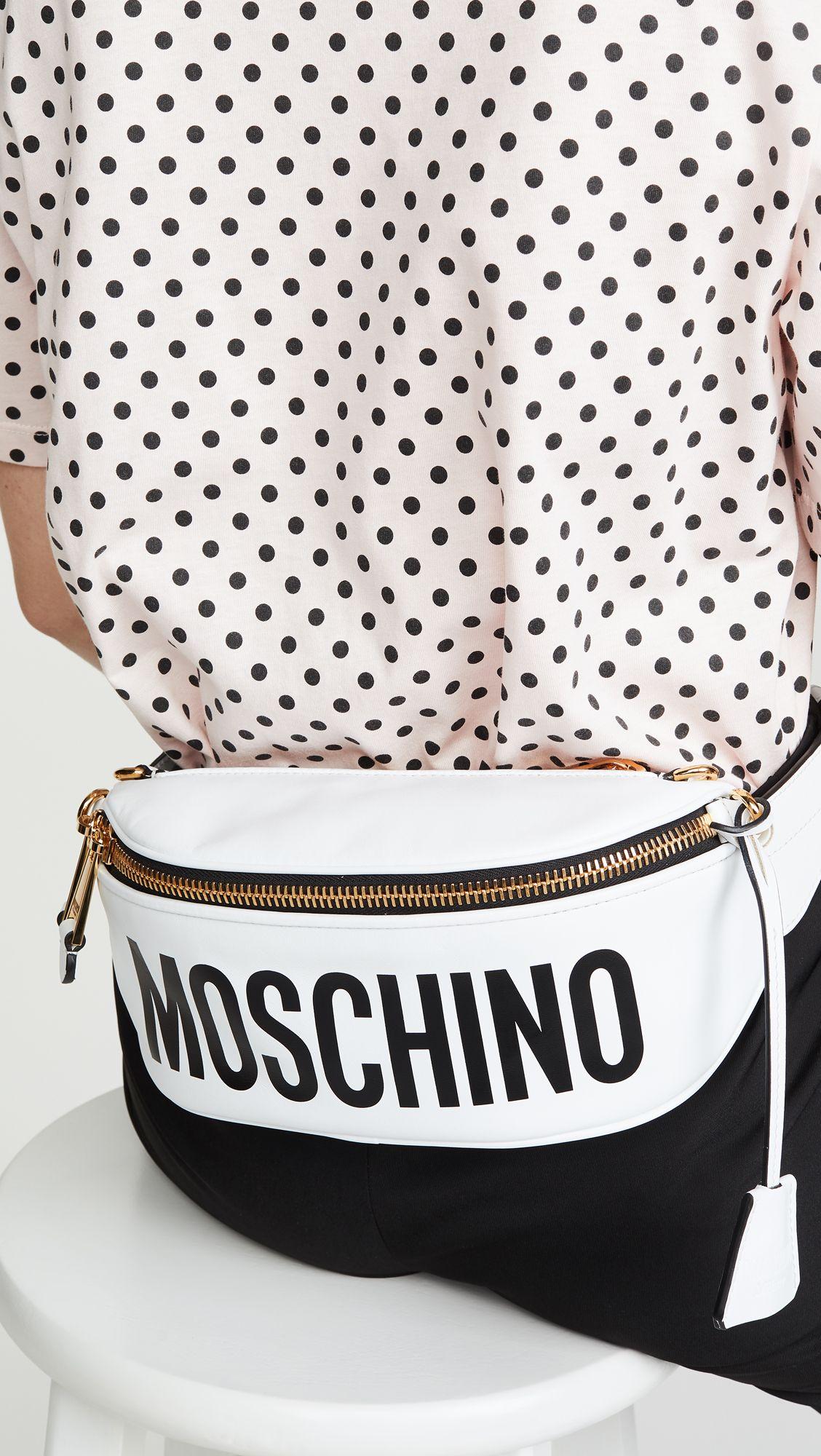 Moschino Belt shoulder bag