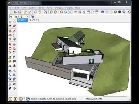 27 - 1. SketchUp - 스케치업 용량관리 (Purge) - 1 유튜브채널-부지런한소  http://www.youtube.com/user/RenderCOW