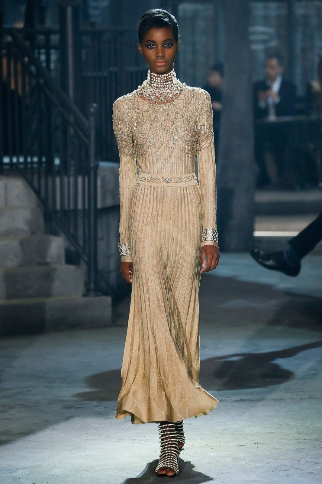 Chanel beautiful fall catwalks and chanel style