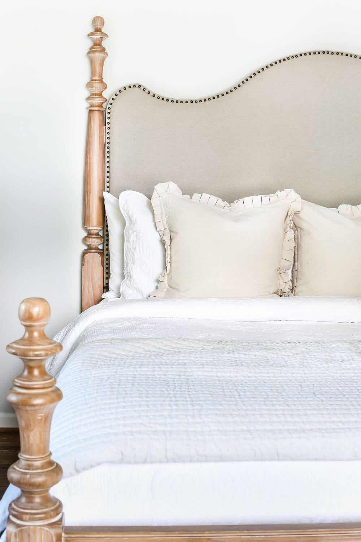 How to update pine bedroom furniture