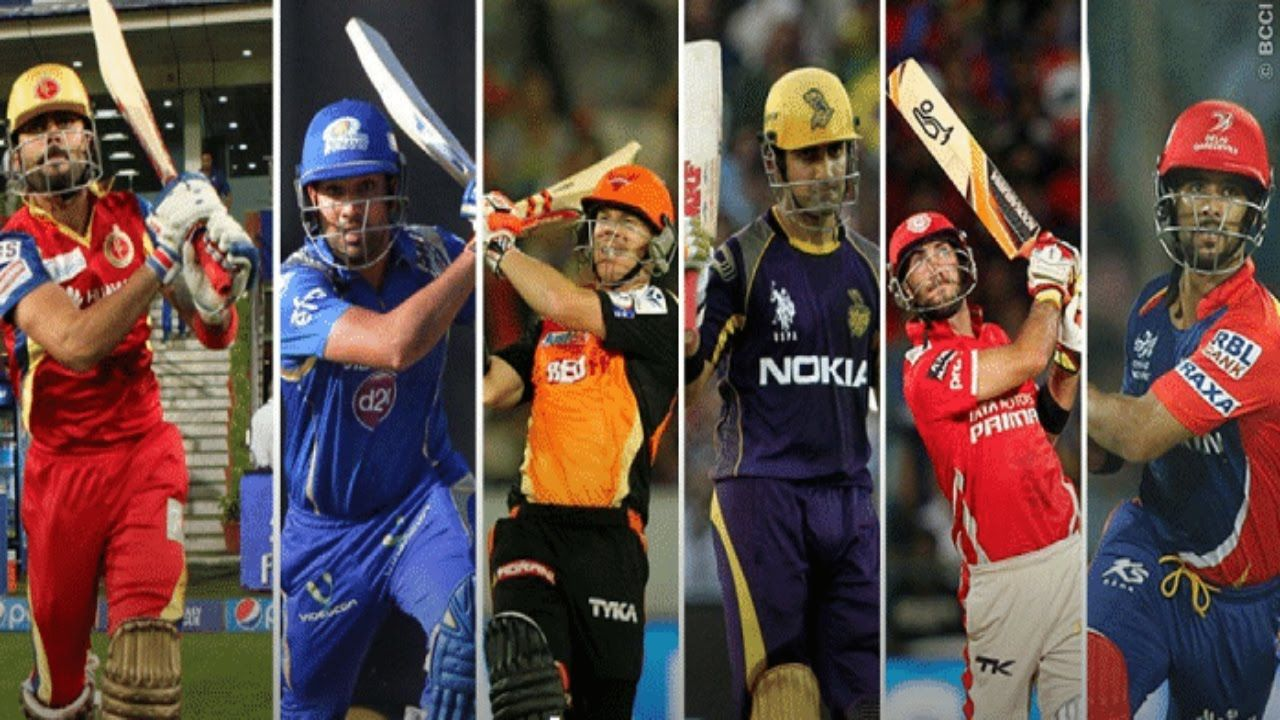 Top 20 Players In IPL History & Most valuable Players