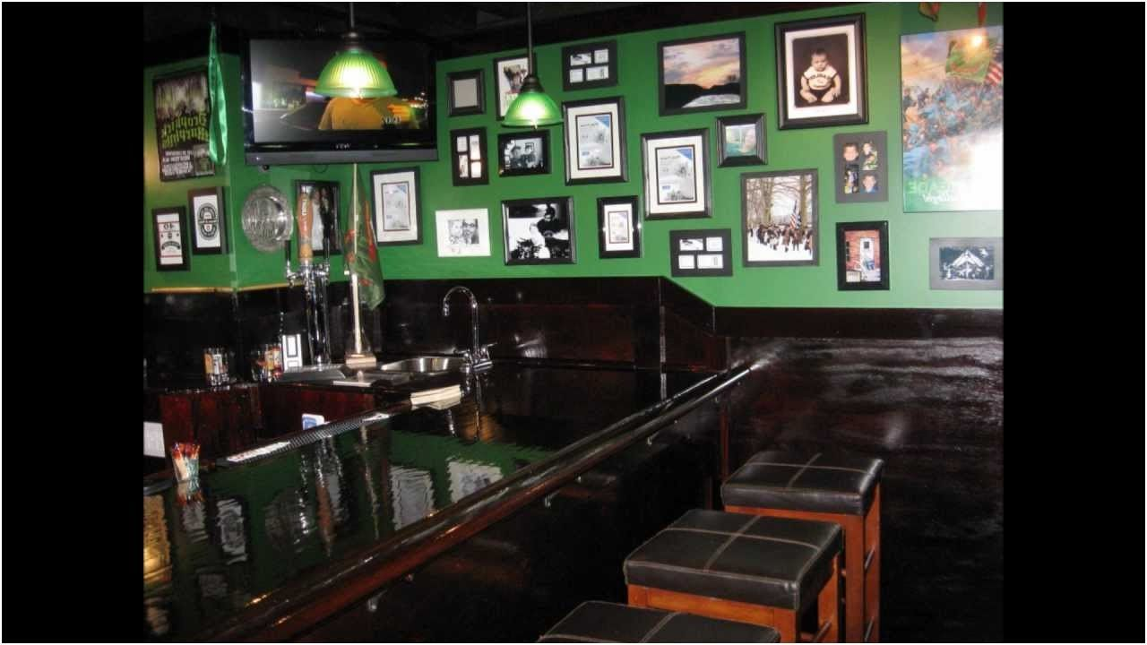 my basement irish pub basement bar man cave build your own home from ...