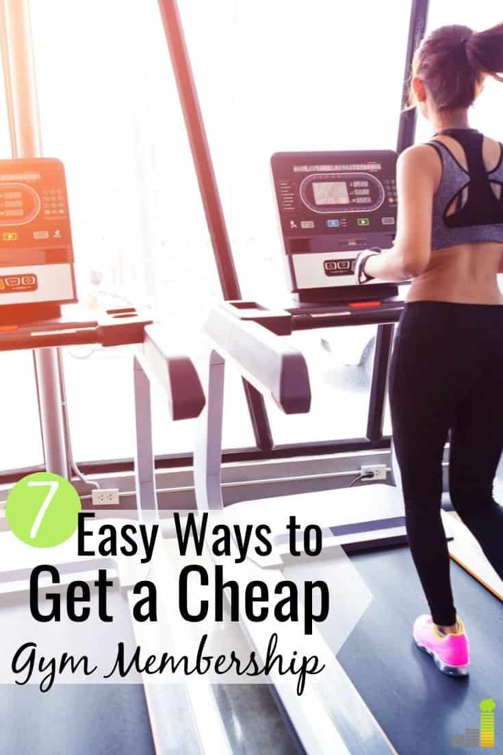 7 ways to get a cheap gym membership cheap gyms gym