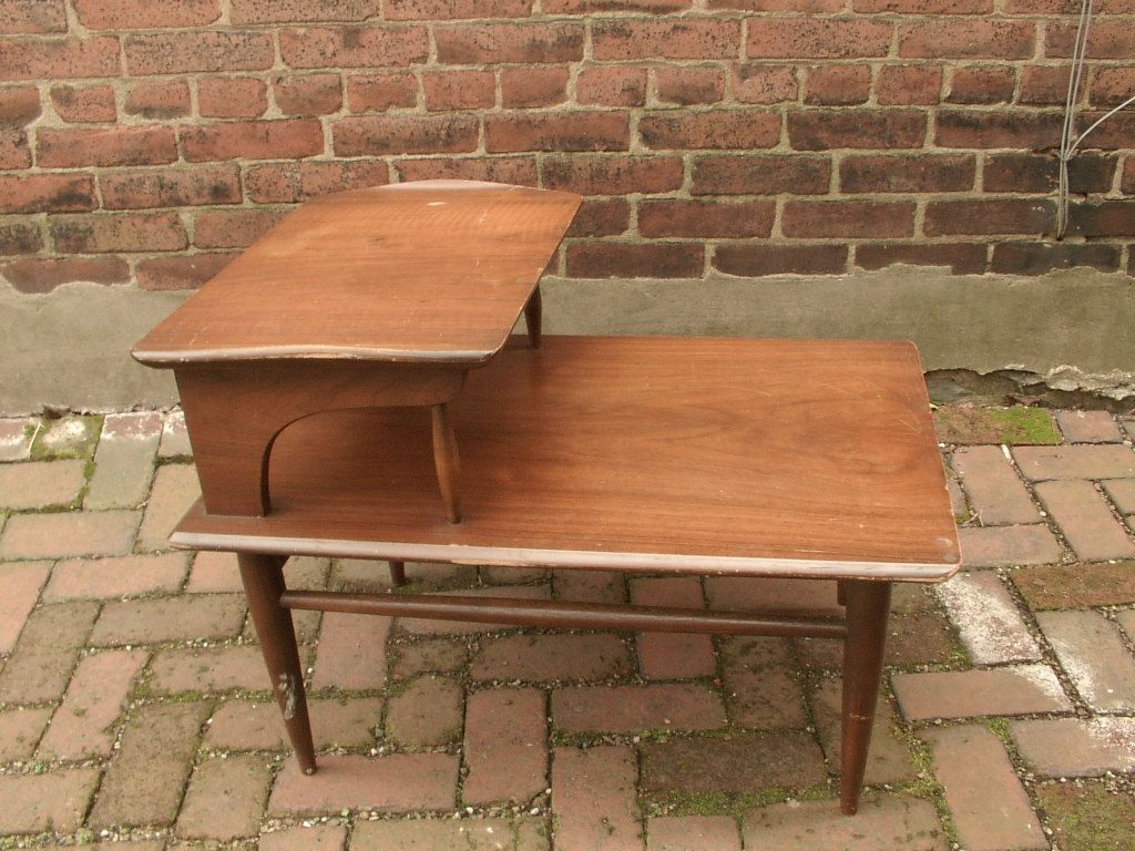 1960u0027S | Vintage 1960u0027s Furniture Danish Mid Century Modern End Table,  Eames .