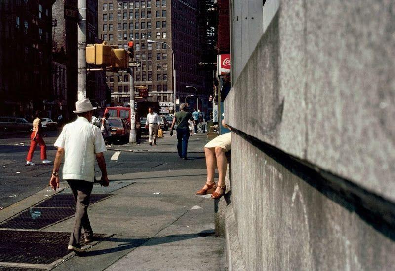 The New Yorkers - Robert Herman, 1978-2005.