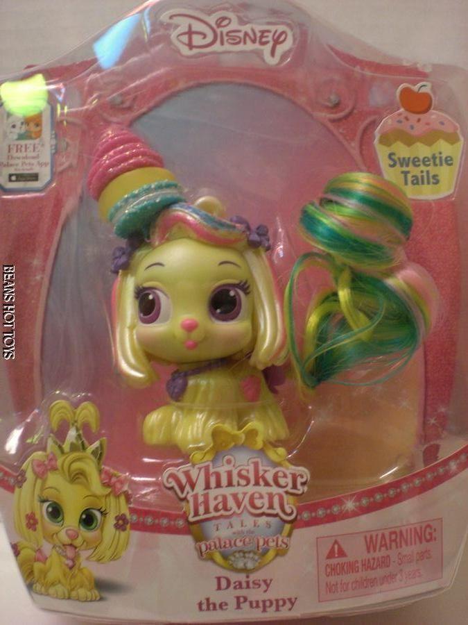 Disney Princess Whisker Haven Tales Daisy The Puppy Palace Pets Sweetie Tails Disney Princess Dolls Disney Kids Toy Organization