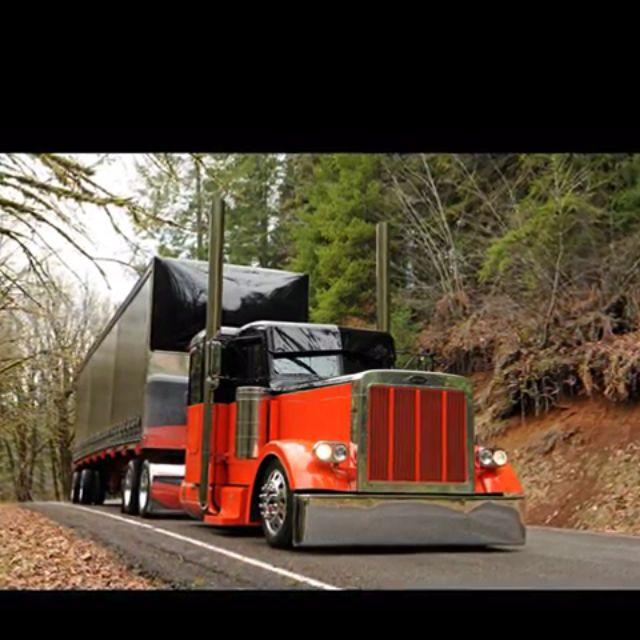 James Davis Pete.. | Dream Car Garage | Trucks, Big rig ...