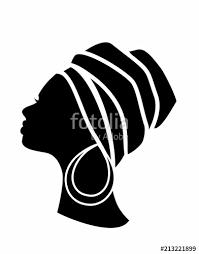 African Woman Silhouette Vector Free Ile Ilgili Gorsel Sonucu Pinturas Africanas Arte De Africa Africanas