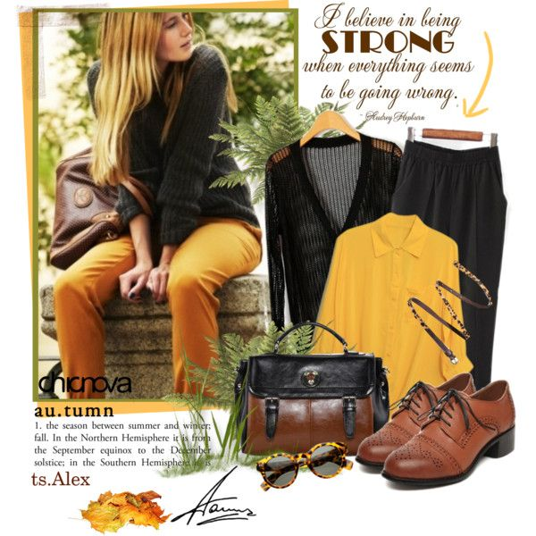"""Be strong"" by ts-alex on Polyvore"
