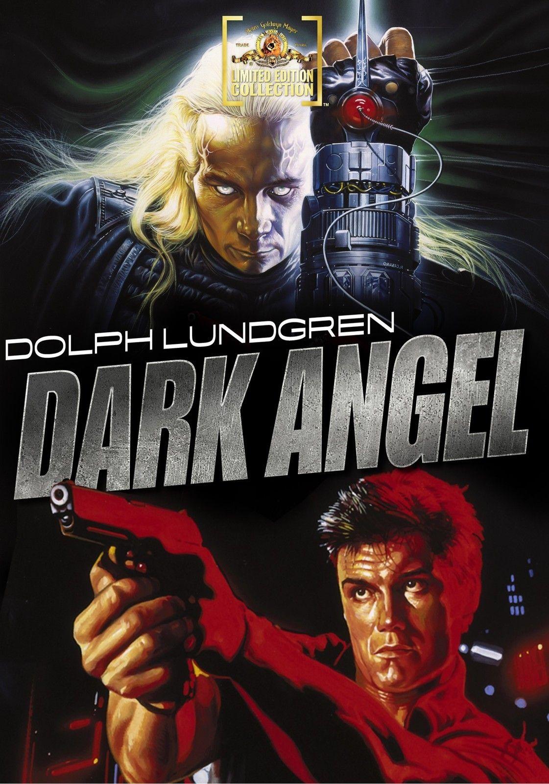 Dark Angel Aka I Come In Peace 1990 Craig R Baxley Carteles De Cine Póster De Cine Cartel Cinematográfico