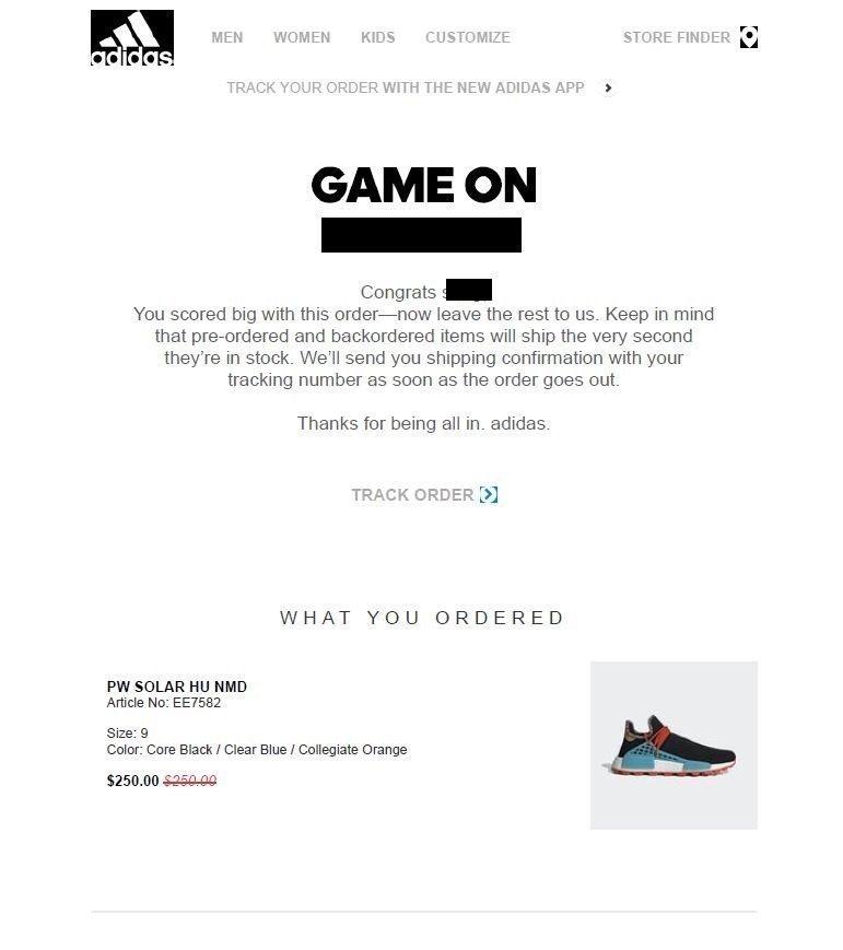 new style cb890 ed303 Adidas HU NMD Human Race Pharrell Williams Inspiration Pack Black US Size 9   fashion  clothing  shoes  accessories  mensshoes  athleticshoes (ebay link)