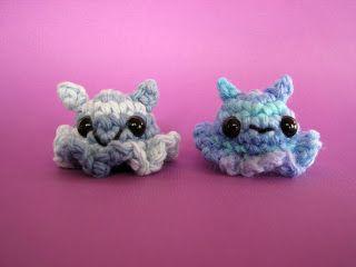 Jellyfish thingies (for cat toys?)