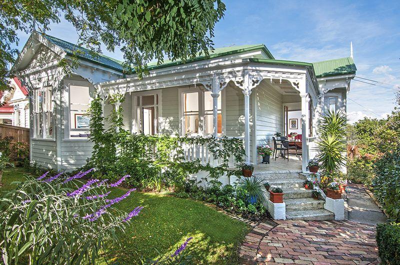 Devonport Victorian Cottage, Auckland, New Zealand Cottage Style - fresh blueprint consulting ballarat
