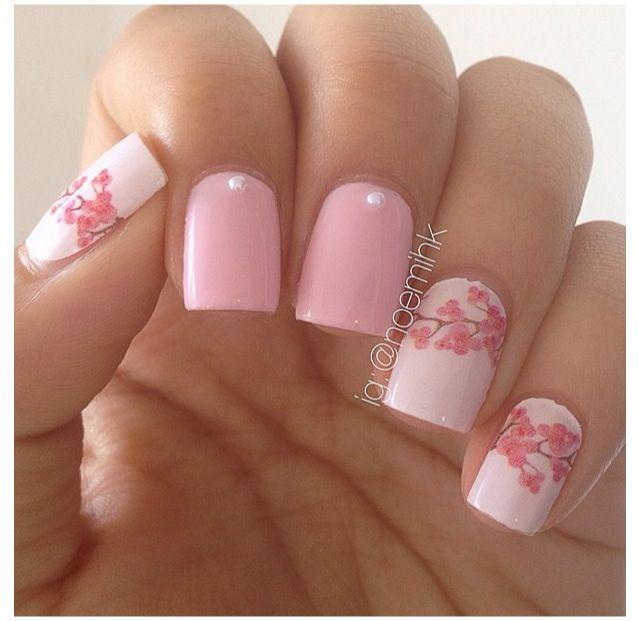Manicure Mondays Fun Spring Nail Designs