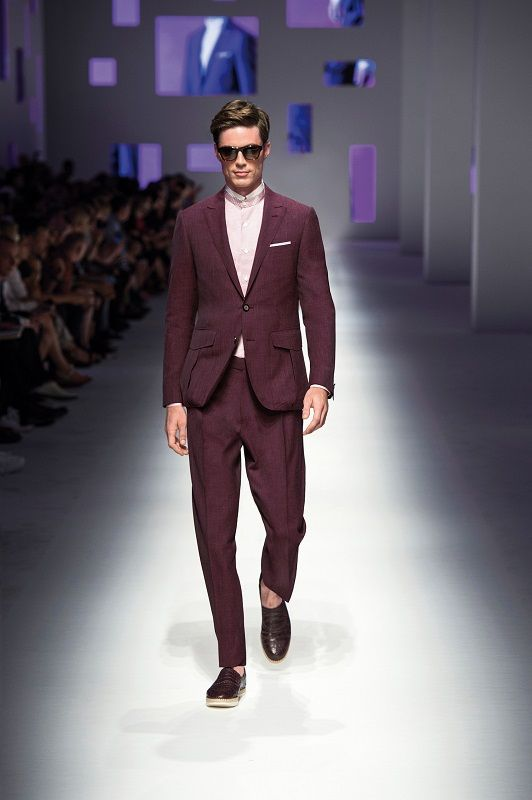 Canali Spring/Summer 2016 - http://olschis-world.de/  #Canali #Menswear #SS16
