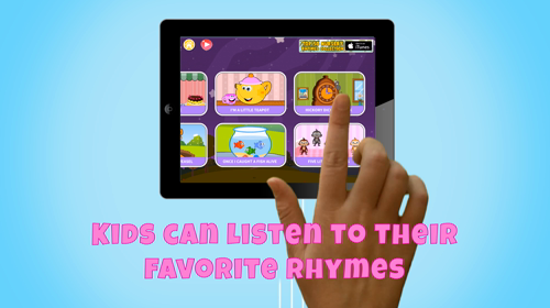 Pin by HooplaKidz on HooplaKidz Apps! Rhyming activities