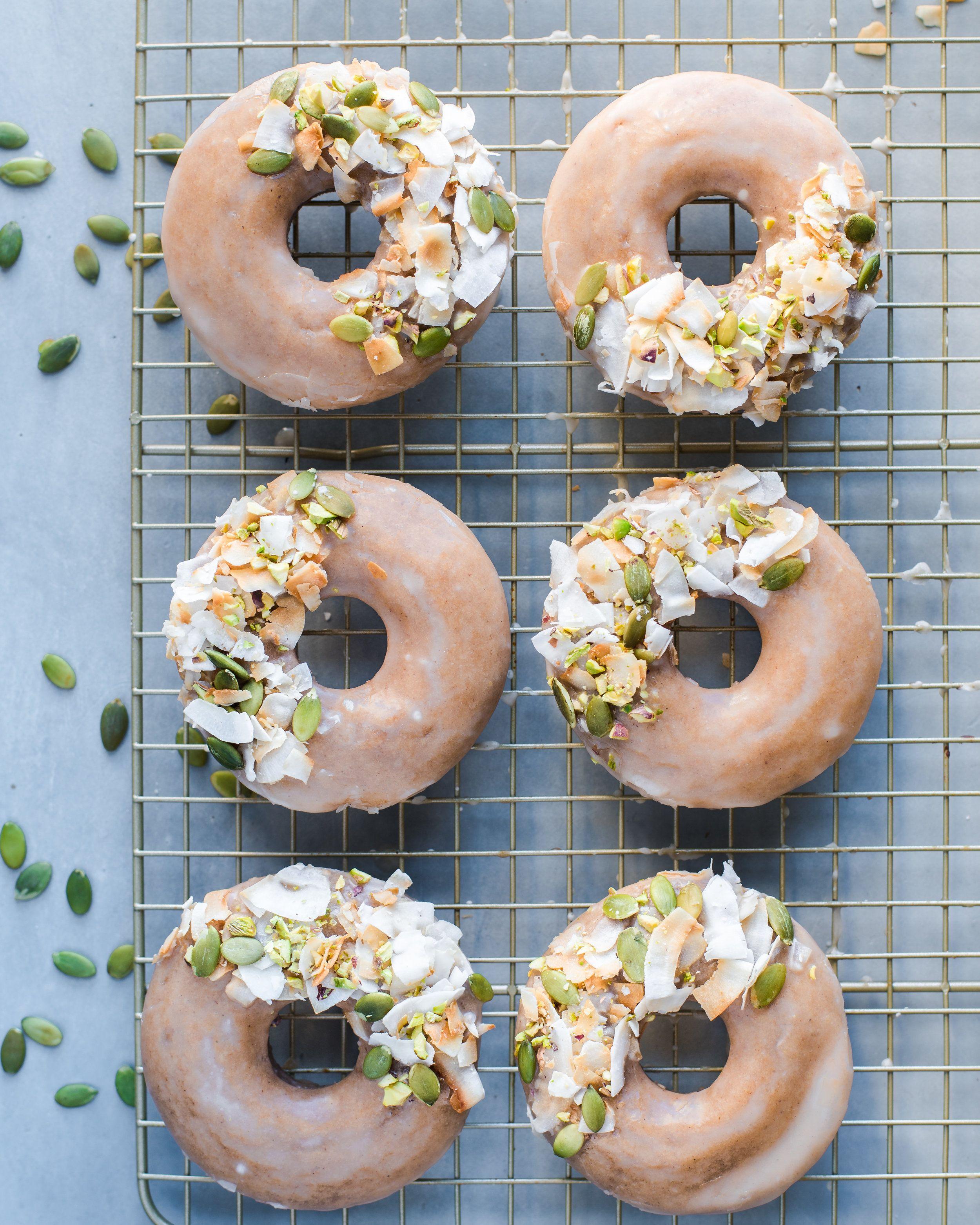 Apple Spice Baked Vegan Donuts Rainbow Plant Life In 2020 Vegan Donuts Delicious Donuts Vegan Dessert Recipes