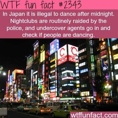 ... Seriously?? Dancing After Hours Police!?!? Bizzare ...
