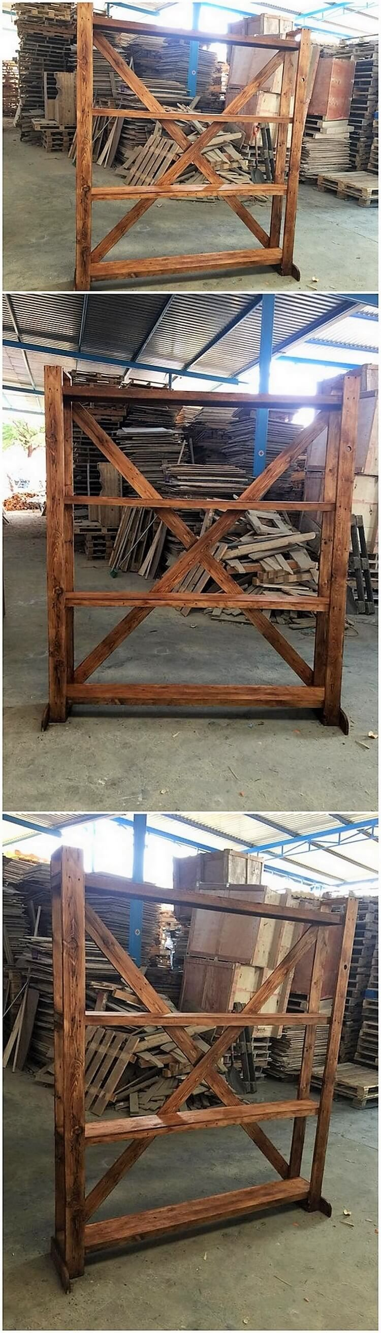 Easy DIY Ideas for Old Shipping Wood