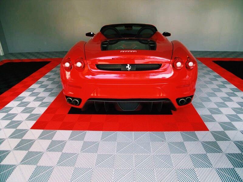 Swisstrax Garage Ribtrax Ferrari Garage Garage Design