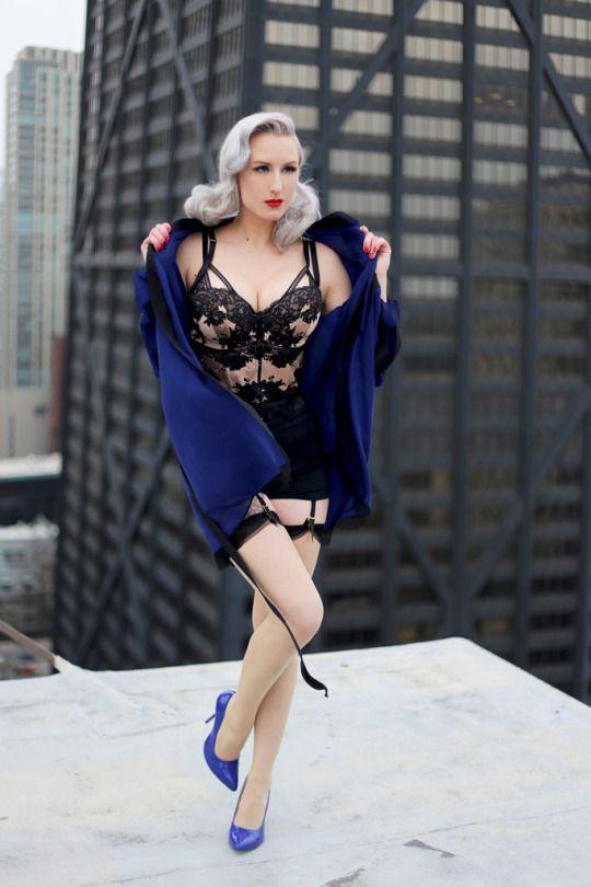 Angela Friedman Lingerie Rachel Ann Jensen Fashion