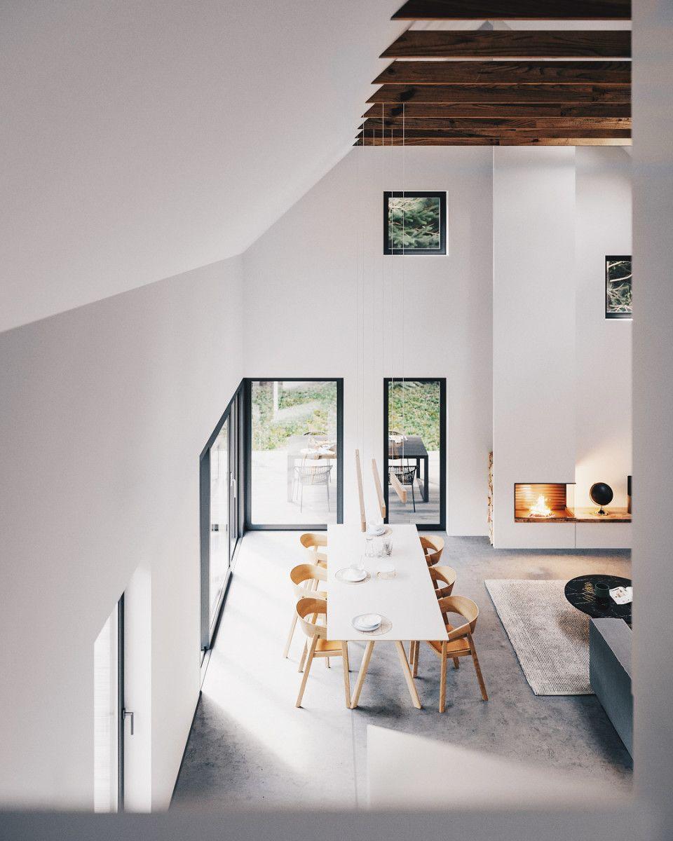 Minimal Interior Design Inspiration   154   Minimal interior design, Minimalism interior, Stairs ...