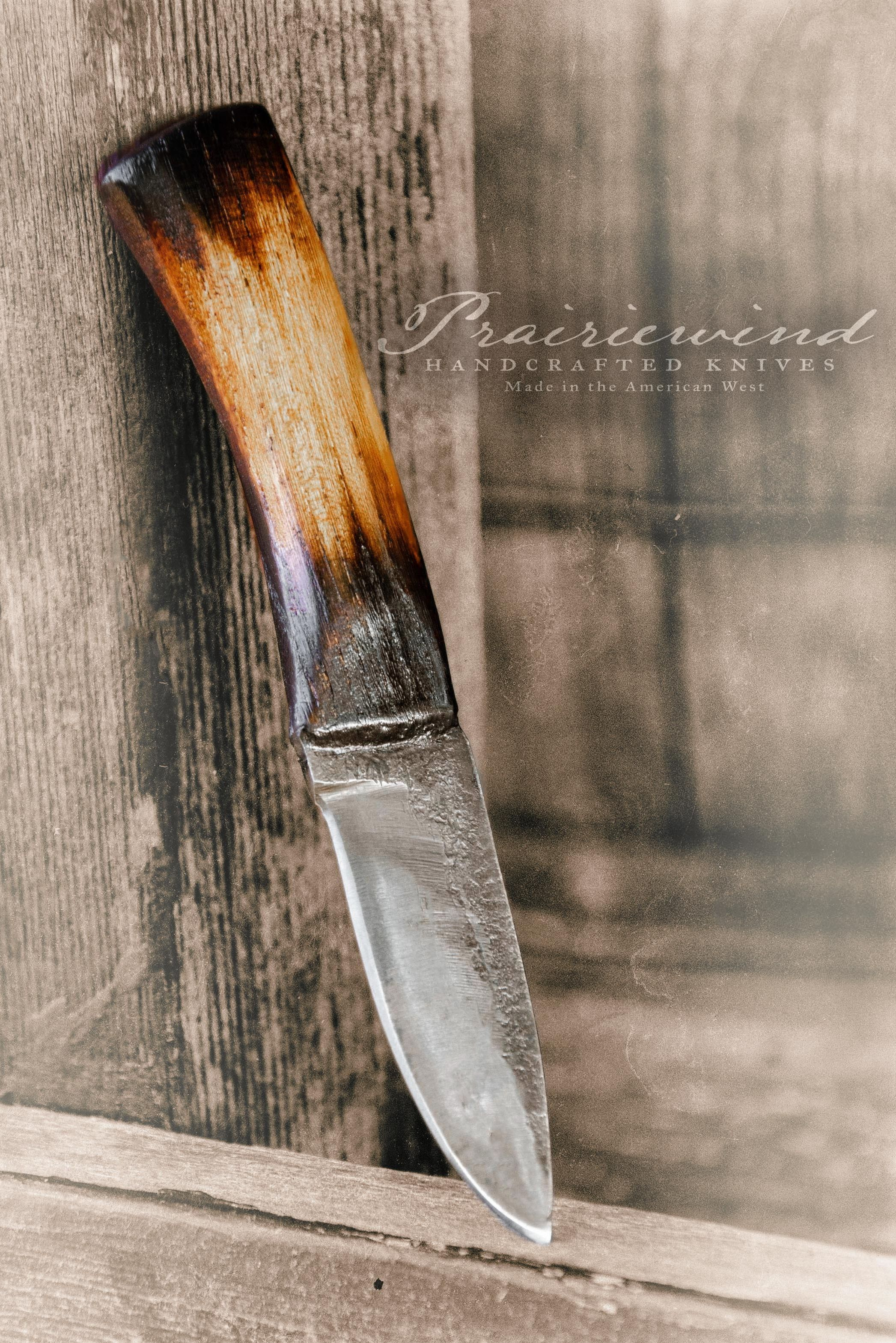 Classic Western Hand Forged Knives Find Me On Instagram Prairiewindknives Knife Hand Forged Knife Forged Knife