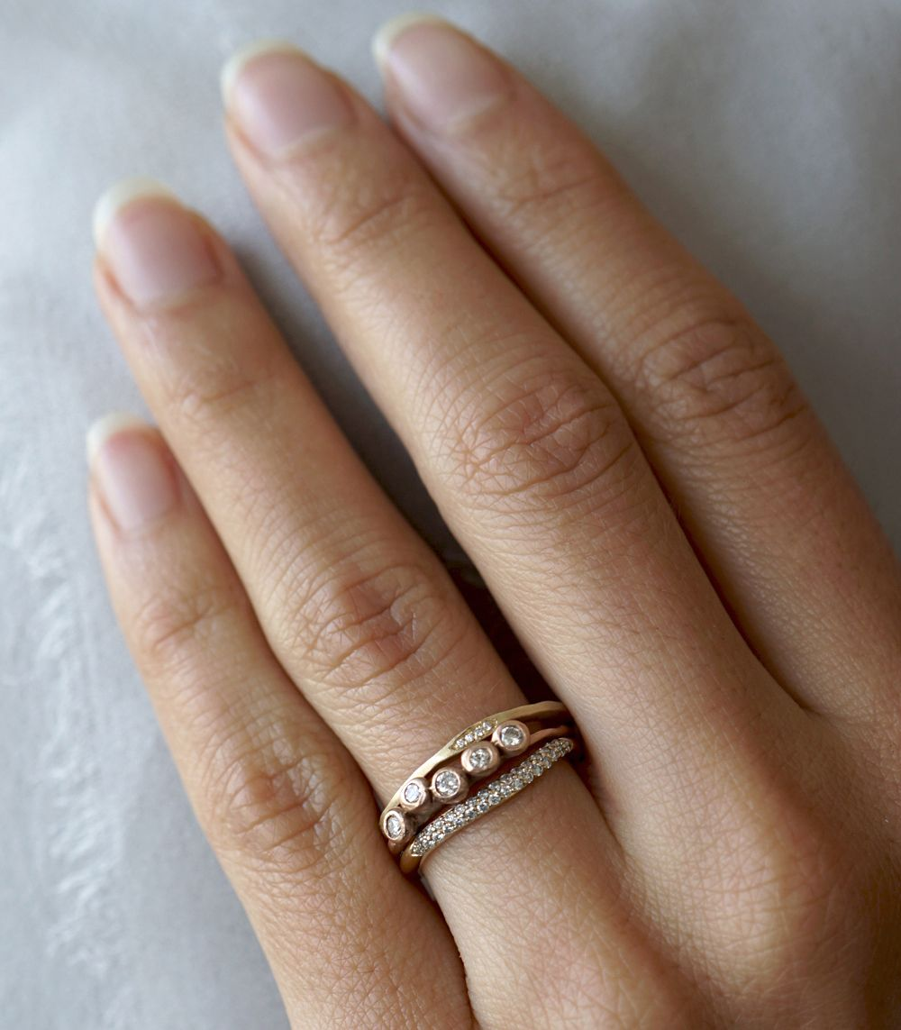 Plain Ring Band Ring 925 Sterling Silver Ring Wedding Band Simple Ring Stackable Ring 6 MM Band Ring Gift For Her Ready To Ship