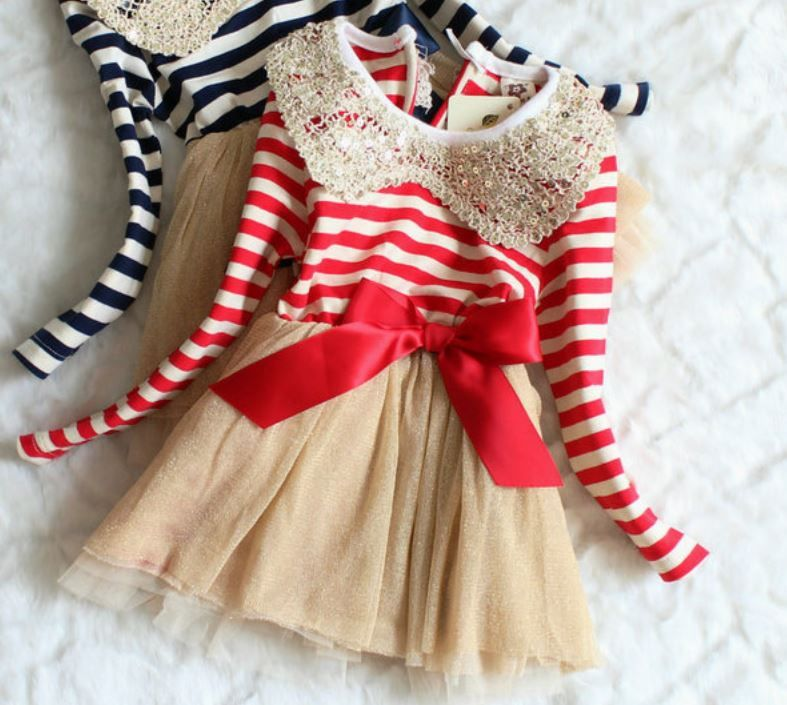 3122781c7b5f Christmas Dress for 9-12 Months Infant Girls-Candy Canes Dresses for Girls  is READY FOR SHIPPING!