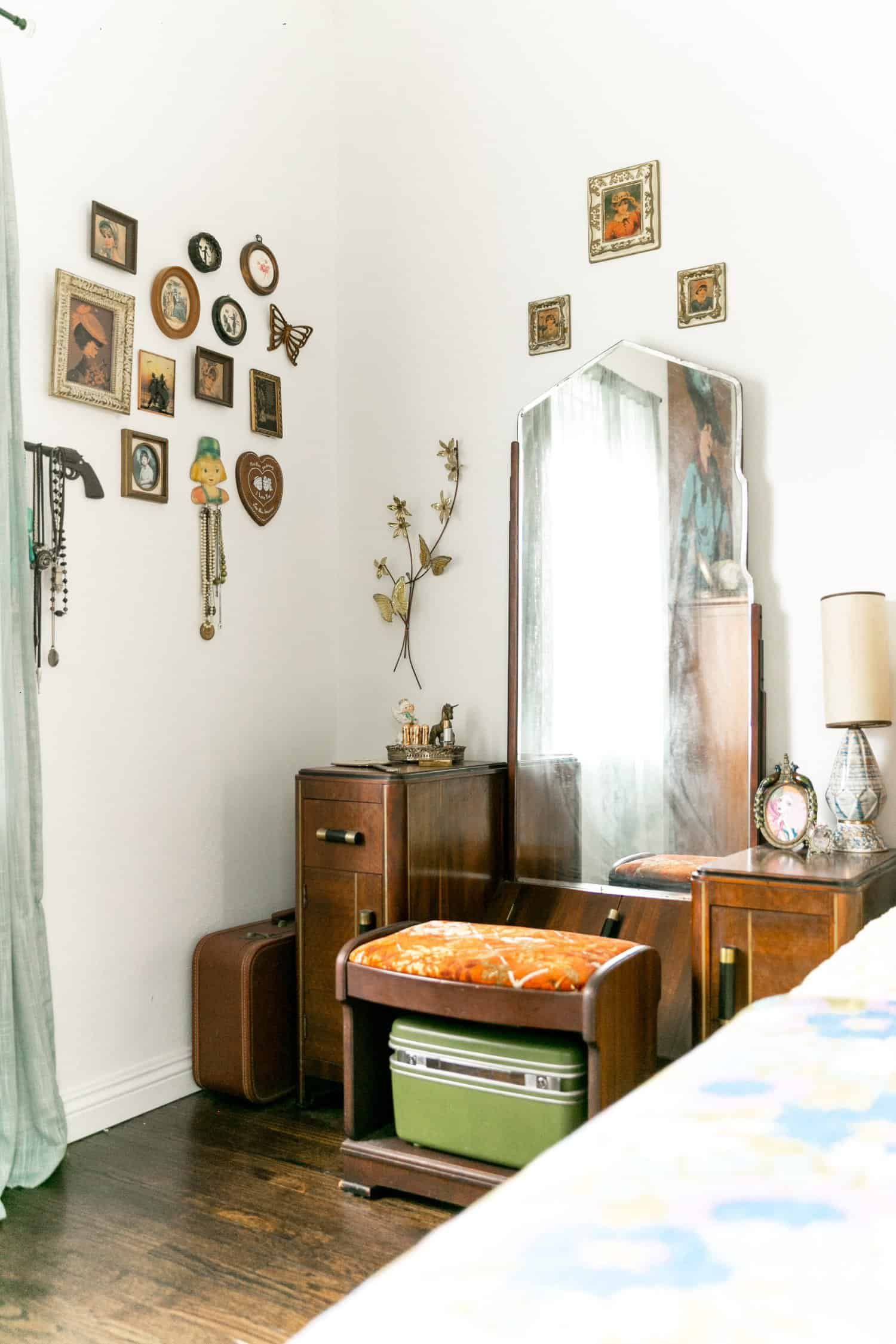 At Home with Emily Vallely in Long Beach, California