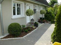 Eingangsbereich Haus Gestalten eingangsbereich nápady dom a záhrada hauseingang