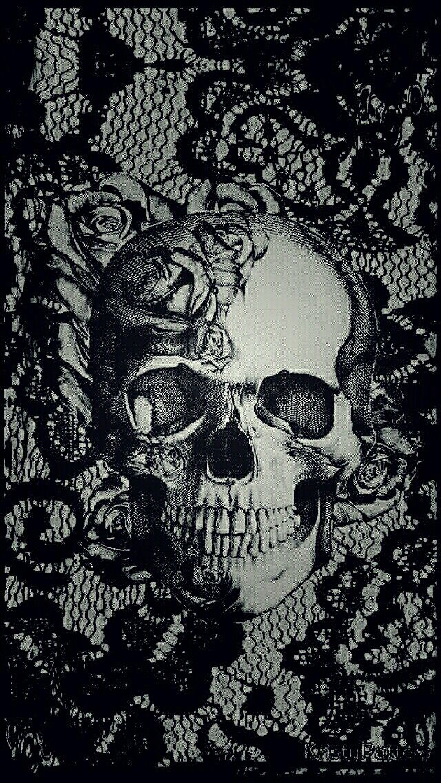 This one is better Skull wallpaper, Gothic wallpaper