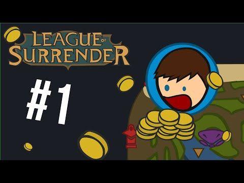 League of Surrender Ep 1 - Top Lane (Animation League of Legends) - YouTube