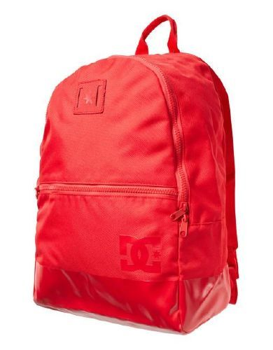 DC Shoes Knackpack Athletic Red Backpack