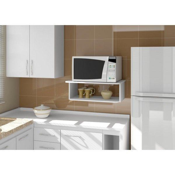 Estante cozinha microondas pesquisa google coisas para comprar pinterest microondas - Estante microondas ...