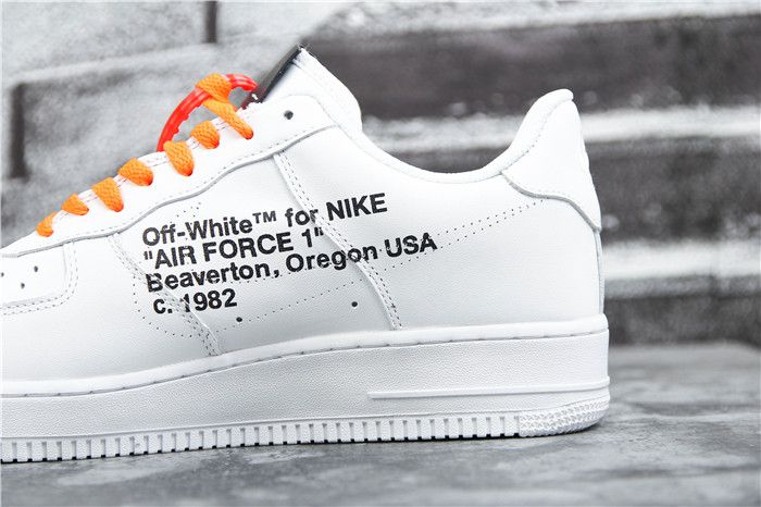 0debaa00d9738 Shop Off-White X Nike Air Force Outlet