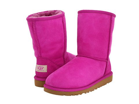 UGG Kids Classic (Youth 2) Cactus Flower - Zappos.com Free Shipping BOTH