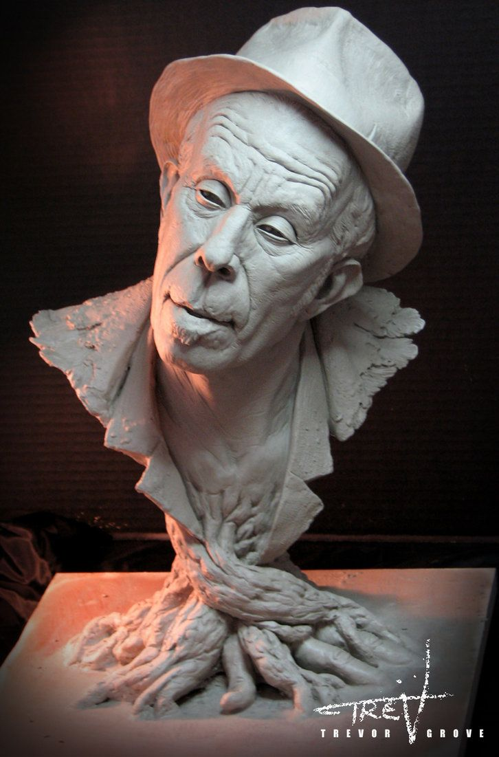 Tom Waits From Mortal Clay 1 by *TrevorGrove on deviantART