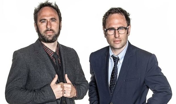 Win tickets to see the Sklar Brothers!