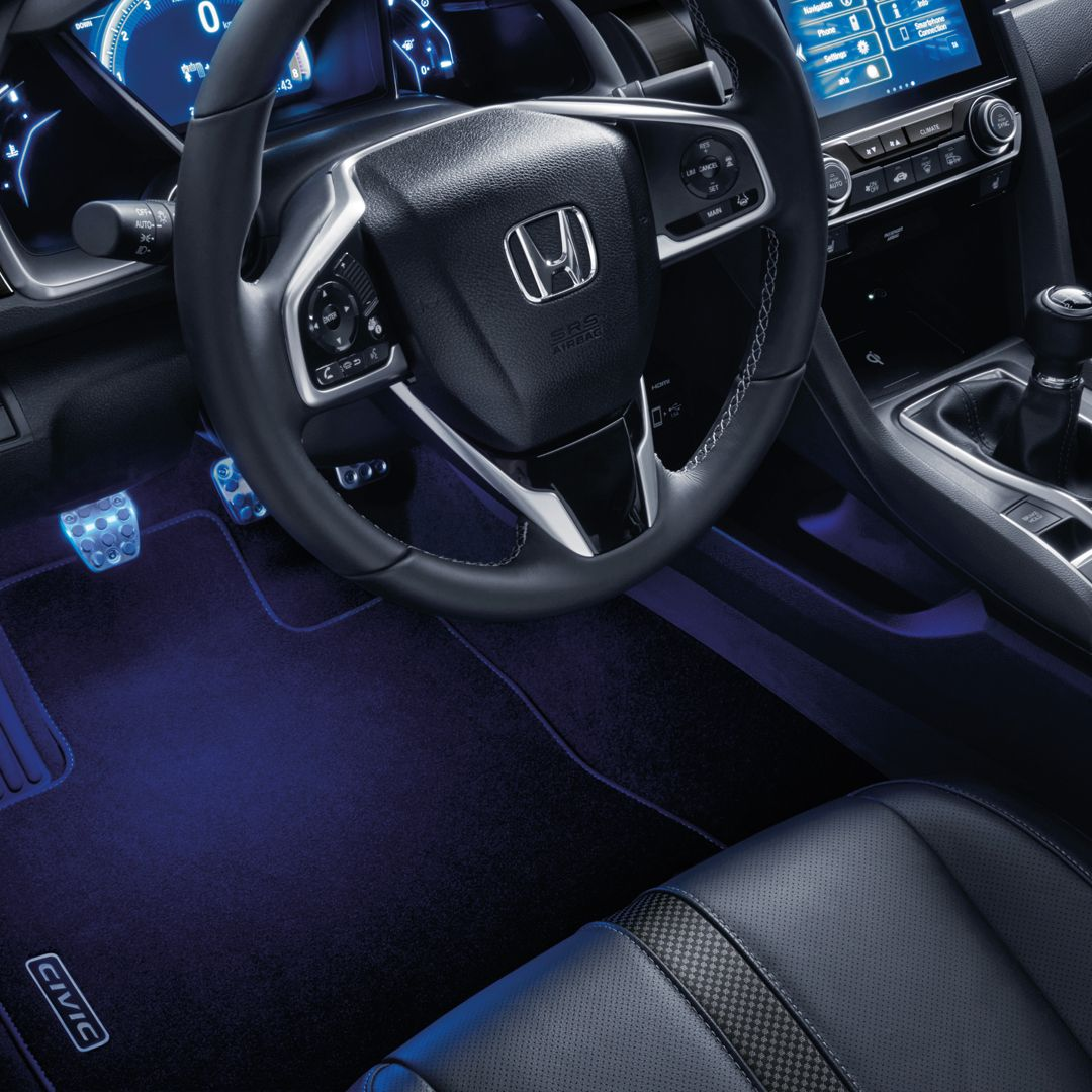 De nieuwe Honda Civic interieur in 2020 Honda civic