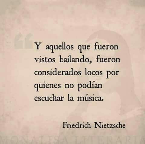 Así Hablaba Zaratustra Nietzsche Frases Citas De Baile Y