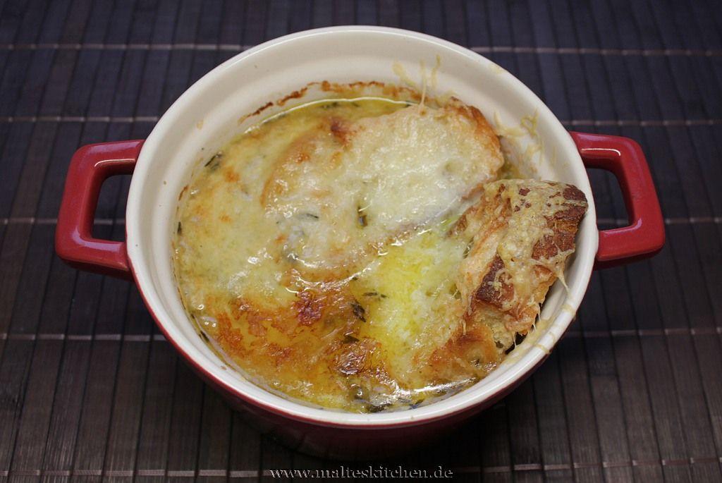 Sommerküche Jamie Oliver : Zwiebelsuppe nach jamie oliver rezept soups on! zwiebelsuppe