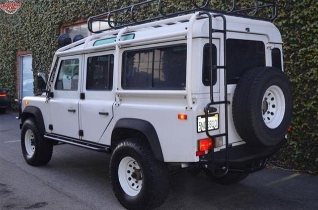 1993 Land Rover Defender Land Rover Defender Land Rover Adventure Car