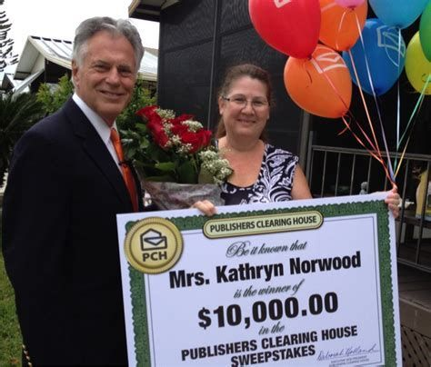 Pch Sweepstakes Winners
