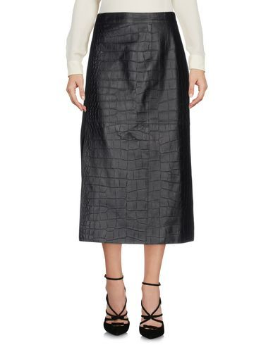 JASON WU 3/4 Length Skirt. #jasonwu #cloth #dress #top #skirt #pant #coat #jacket #jecket #beachwear #