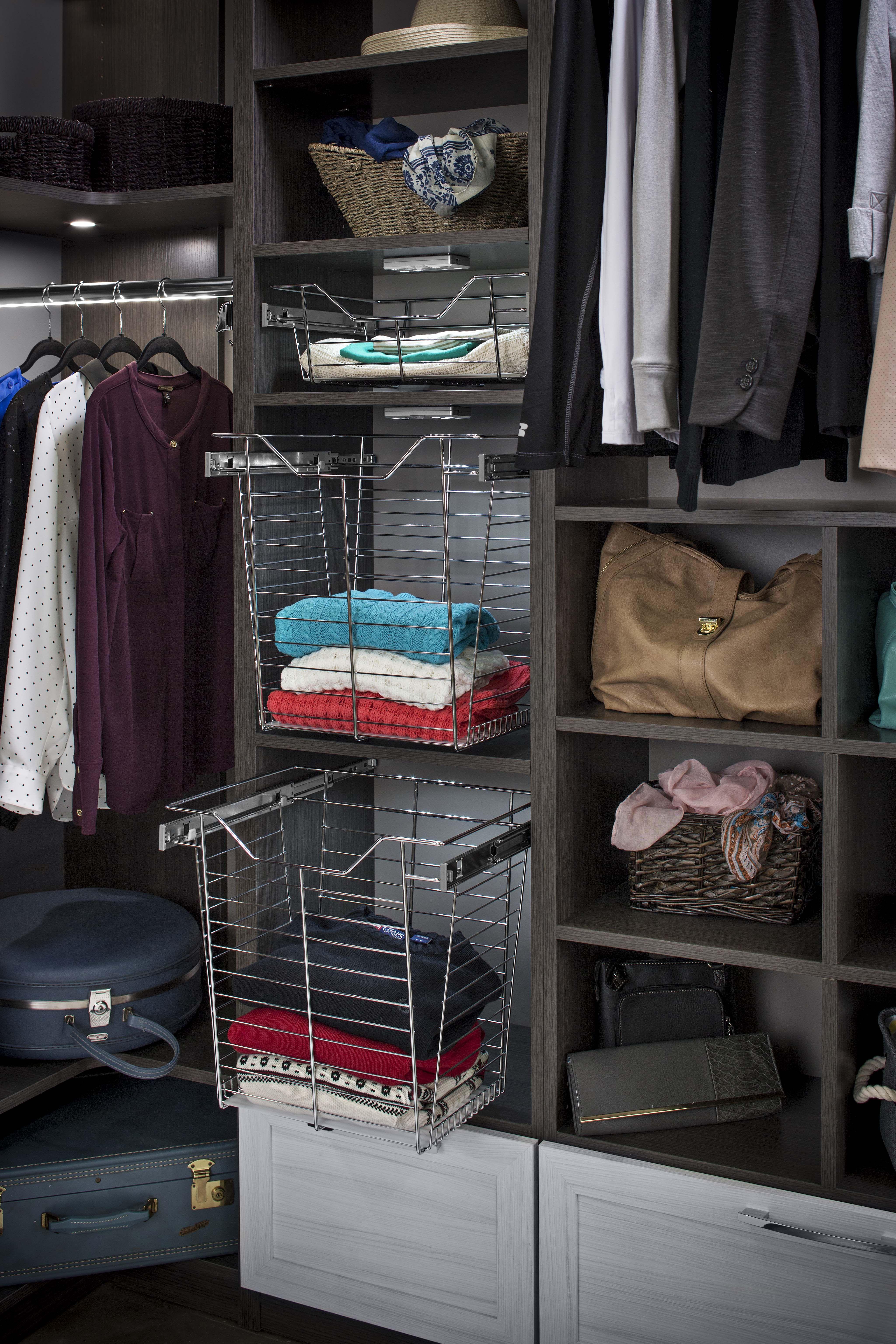 Hafele Closet Baskets