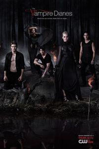 Flacas Vacas 2012 Com Imagens Vampire Diaries The Vampires