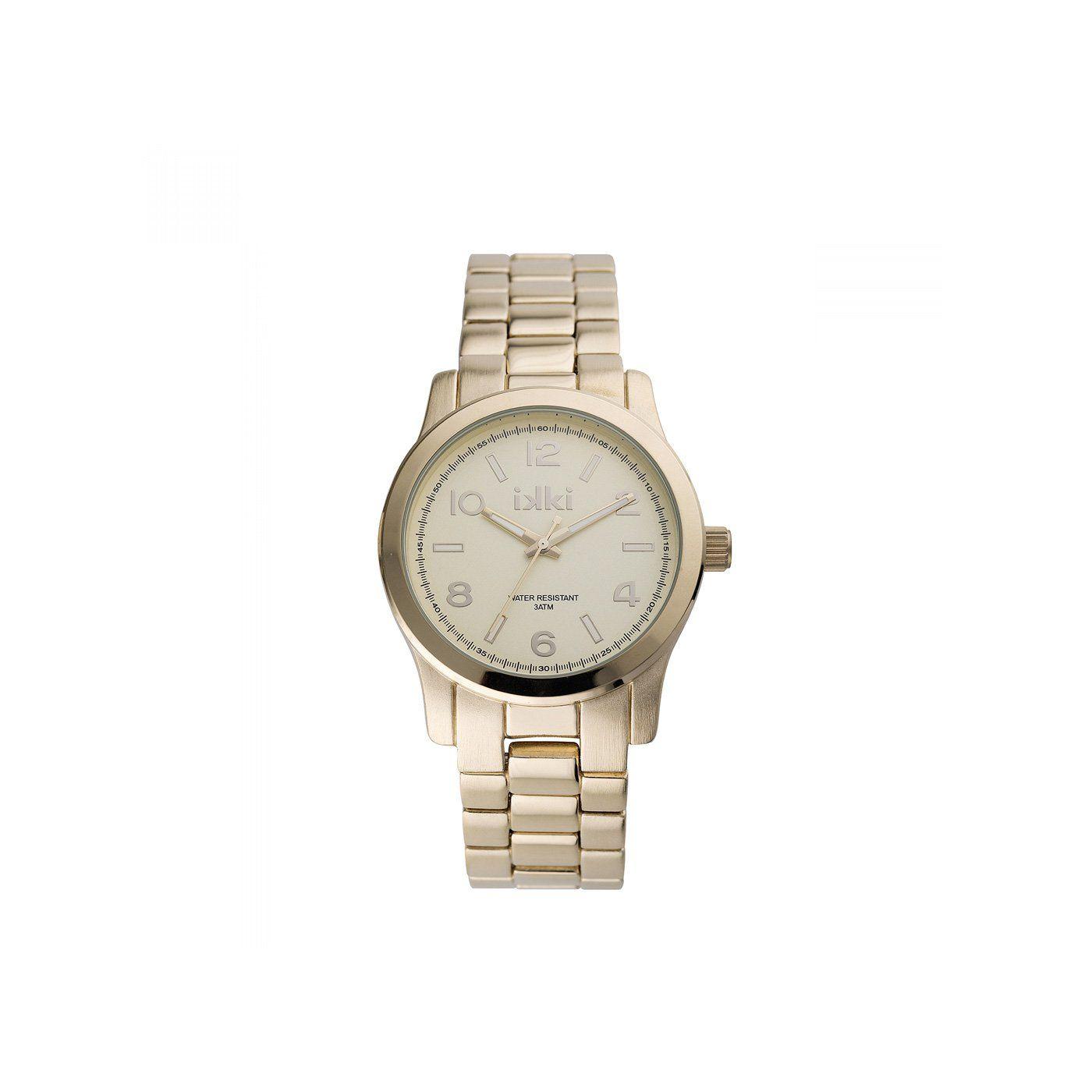 Ikki horloges bestaan uit een aantal collecties met verschillende uitstralingen en dus passend bij een breed publiek.