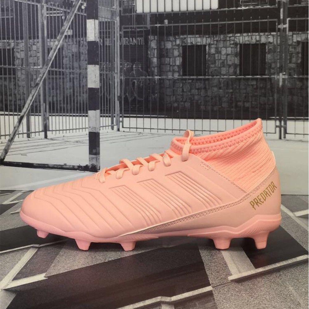 03f95a779fc4 adidas Kids Predator 18.3 FG Clear Orange/Trace Pink (eBay Link ...